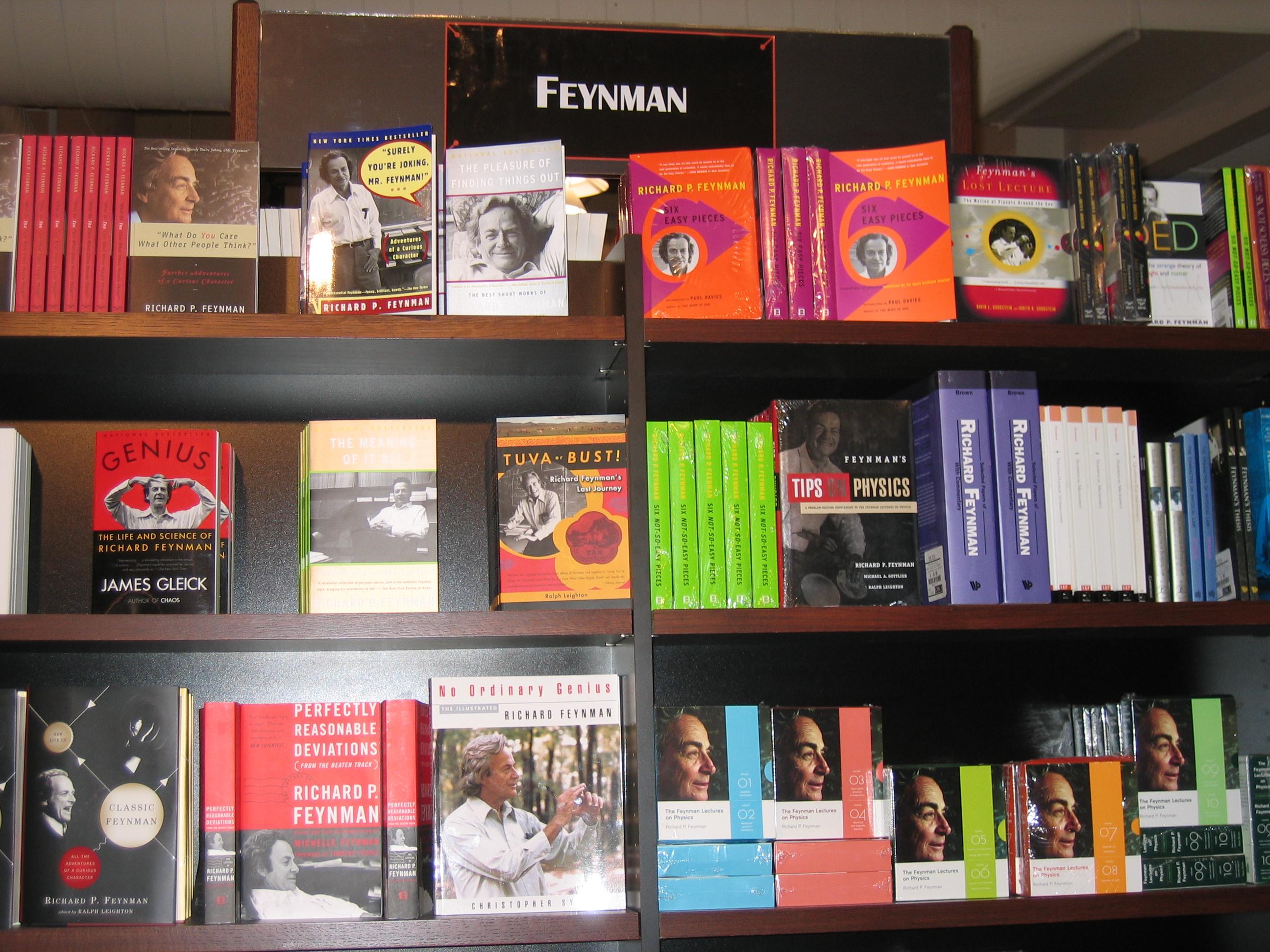 Feymanlibrary