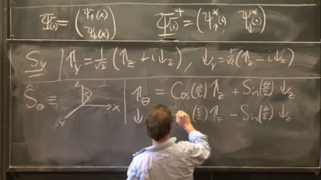 تصویری از کلاس کوانتوم (۱)