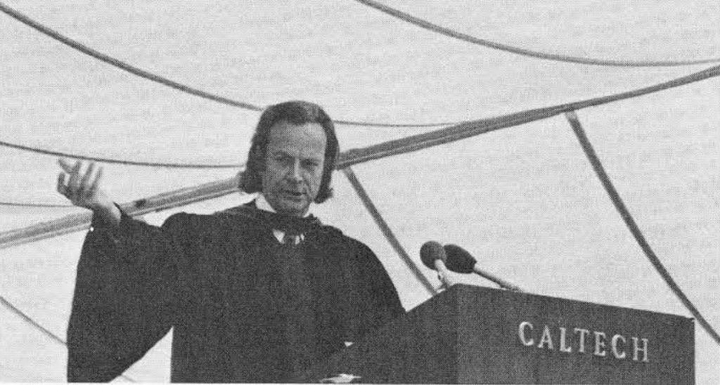 علمبارپرستی: ملاحظاتی در علم، شبهعلم و یادگیری اینکه خود را فریب ندهیم. کلتک ۱۹۷۴